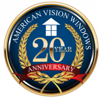 American Vision Windows 20 Year Anniversary