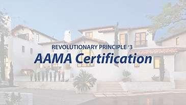 Revolutionary Principles: AAMA Certification