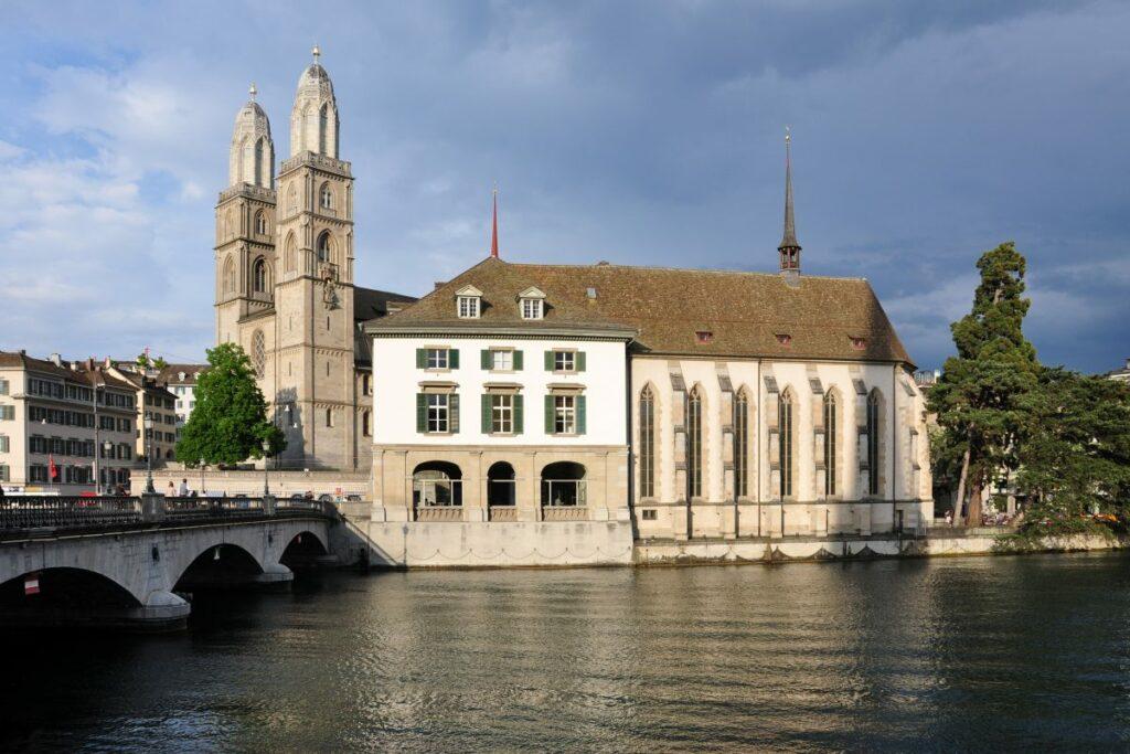 Grossmunster Cathedral