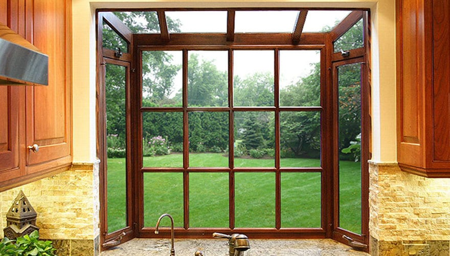 Wood Windows & Doors  Natural Energy Savers