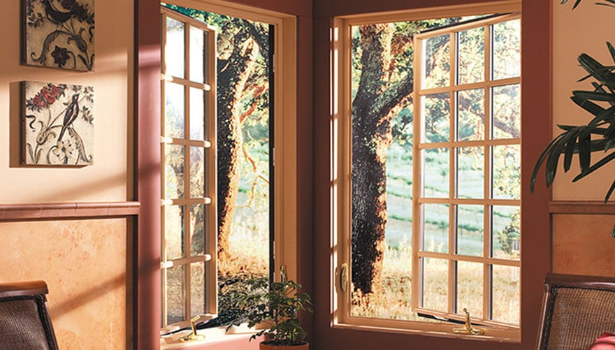 Wood clad replacement windows american vision windows for Best replacement windows for log homes