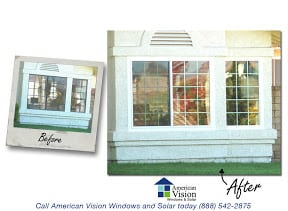 Before and After Replacement Windows 6
