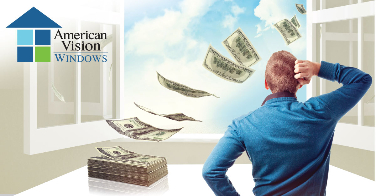 Are You Throwing Money Out The Window American Vision